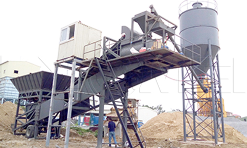 Points you should learn in purchasing mobile concrete plants